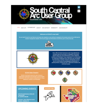 South Central Arc Users Group